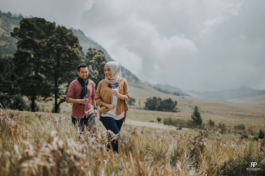 Bromo Destination Prewedding