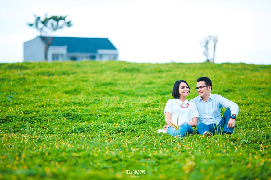 Smile For Me (Semarang Pre-wedding Destination)