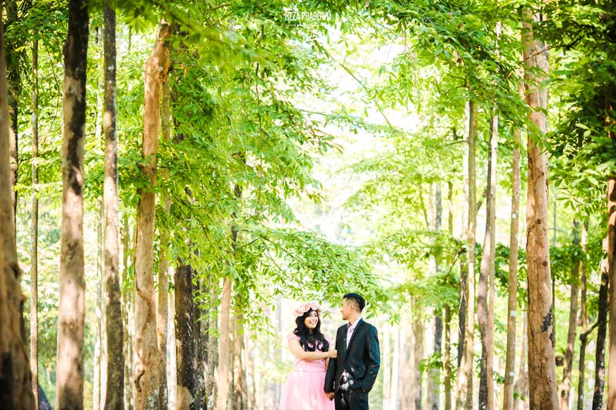 Keep My Love (Malang Pre-Wedding Destination)