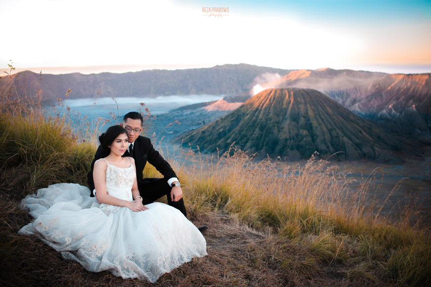 A Perfect Match (Bromo Pre-Wedding Destination)