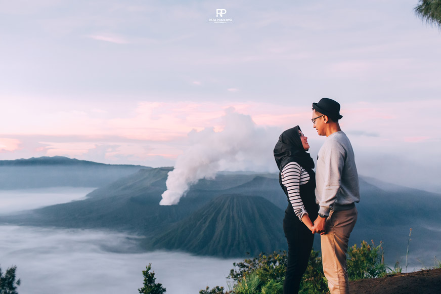 Just For You (Bromo Pre-Wedding Destination)