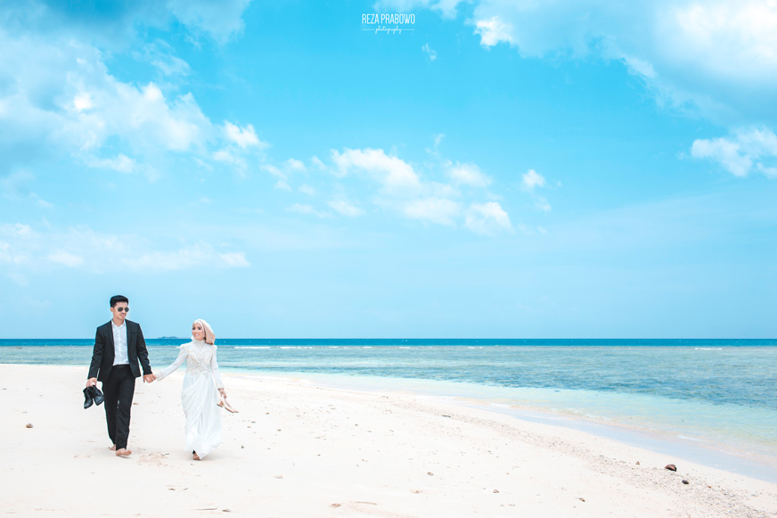 I Feel Blessed To Have You (Lombok Pre-Wedding Destination)