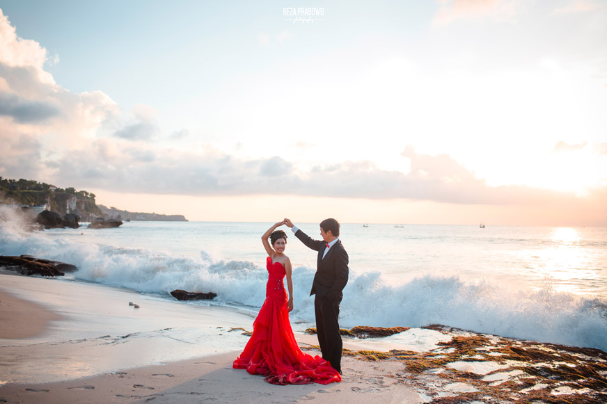 My Eyes Are On You (Bali Pre-Wedding Destination)